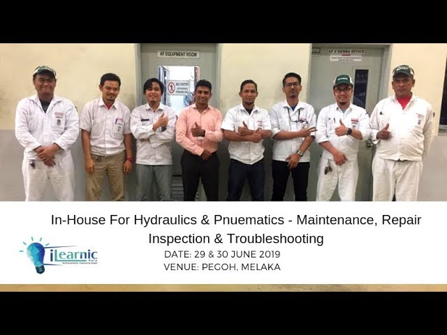2019 Jun | Hydraulics & Pnuematics - Maintenance, Repair Inspection & Troubleshooting