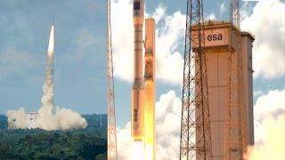 Göktürk 1 uydusu uzaya fırlatıldı