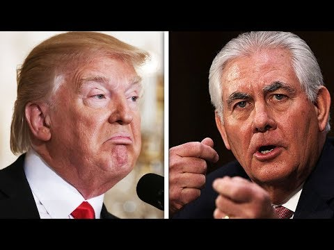 Tillerson Likely Trump's Next Fire?