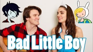 """Bad Little Boy"" cover w/ Sean & Anna"