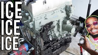 homepage tile video photo for JDM K24A TEAR DOWN, PAINT & RANDY'S RSX IS BACK!