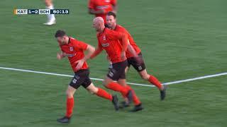 Katwijk - Scheveningen (3-2) | VVKatwijkTV