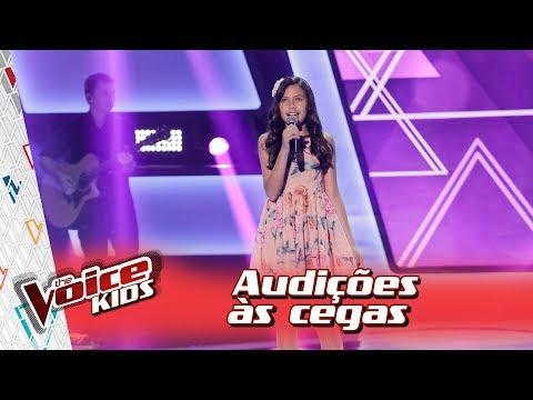 Ana Julia canta 'Era Uma Vez' na Audição – 'The Voice Kids Brasil' | 3ª Temporada