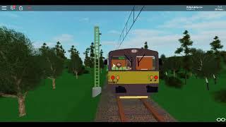 ROBLOX 1: CatRail train journey