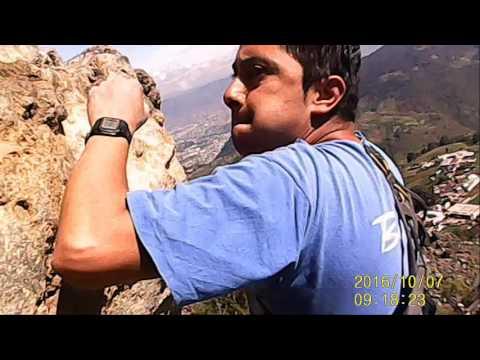 XELA GoPro Climbing View #1