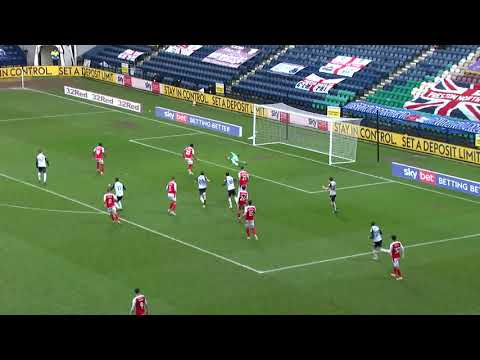 Preston Rotherham Goals And Highlights