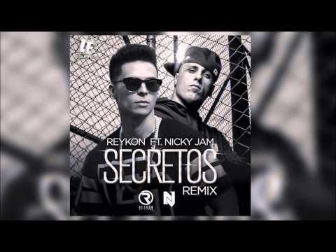 """Secretos (Remix) - Reykon """"El Lider"""" ft Nicky Jam"""