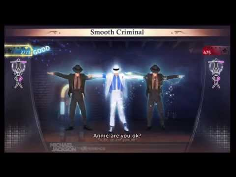 Michael Jackson The Experience  Smooth Criminal MJ PS3 5 Stars