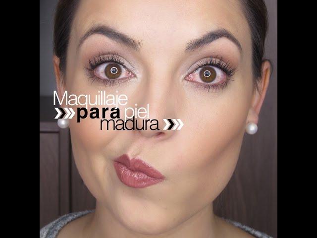 bcb1e5360 El mejor maquillaje para piel madura de mujeres de 40 años en adelante | La  Opinión