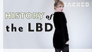 How The Little Black Dress Became Sexy   History Of   Racked