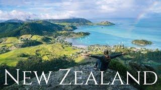 Winter In NEW ZEALAND | North Island | Sony A7iii Cinematic