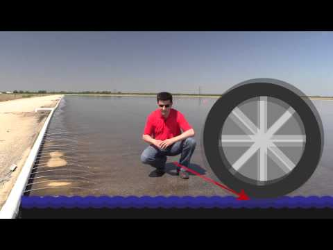 How tires get wet track tested - Cooper CS5 at the Cooper Tire and Vehicle Testing Center