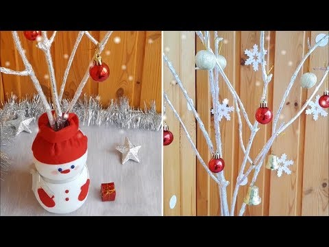 How to make SNOWMAN VASE and SILVER TWIGS. Christmas decoration DIY Gl Vase With Christmas Balls on bamboo with balls, table with balls, shoes with balls, sculpture with balls, bag with balls, glass with balls, spoon with balls, blanket with balls, centerpiece with balls, fireplace with balls, butterfly with balls, jar with balls, mirror with balls, tray with balls, pottery with balls, cross with balls, rope with balls, glasses with balls, basket with balls, moon with balls,