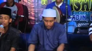 Iqsas cek sound Fesban Doktren Putri Al Ishlahiyyah Wonorejo Pasuruan 2015