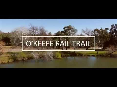 O'Keefe Rail Trail promotional video