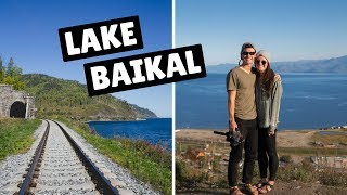 TRANS-SIBERIAN DAY 4 | Deepest Lake in the World!