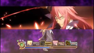 【PS3版】テイルズ オブ シンフォニア ラタトスクの騎士 秘奥義集