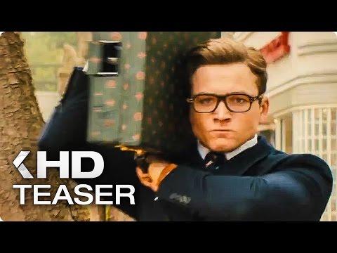 KINGSMAN: The Golden Circle Teaser Trailer (2017)