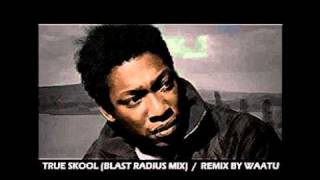 Roots Manuva - True Skool (Blast Radius Mix) by Waatu
