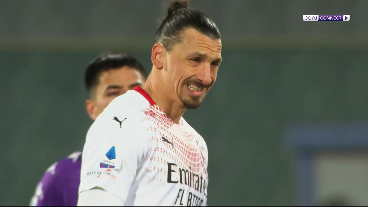 ملخص أهداف مباراة ميلان وفيورنتينا |  فيورنتينا 2 ميلان 3