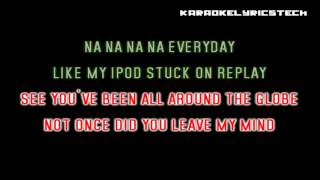 Iyaz - Replay - Lyrics - Karaoke.mp3