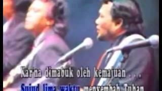 Rhoma Irama  - Quran dan Koran  ( karaoke No Vocal )