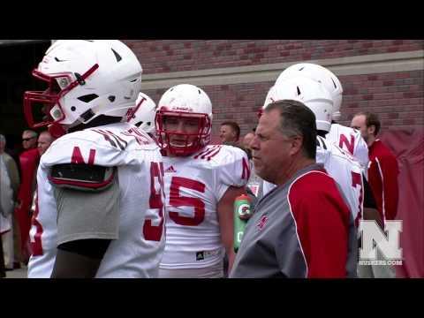 Coach Hughes /// Nebraska Defensive Line