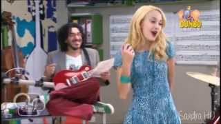 Violetta 2 - Marco, Maxi y Ludmila tocan