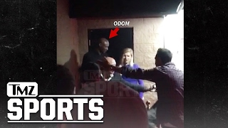LAMAR ODOM -- DENIED AT SAN FERNANDO VALLEY STRIP CLUB | TMZ Sports
