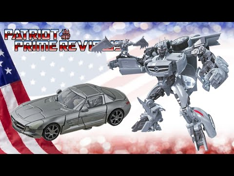 Patriot Prime Reviews Studio Series 51 DOTM Soundwave