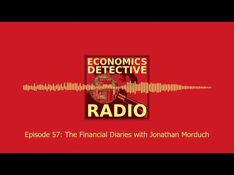 The Financial Diaries with Jonathan Morduch
