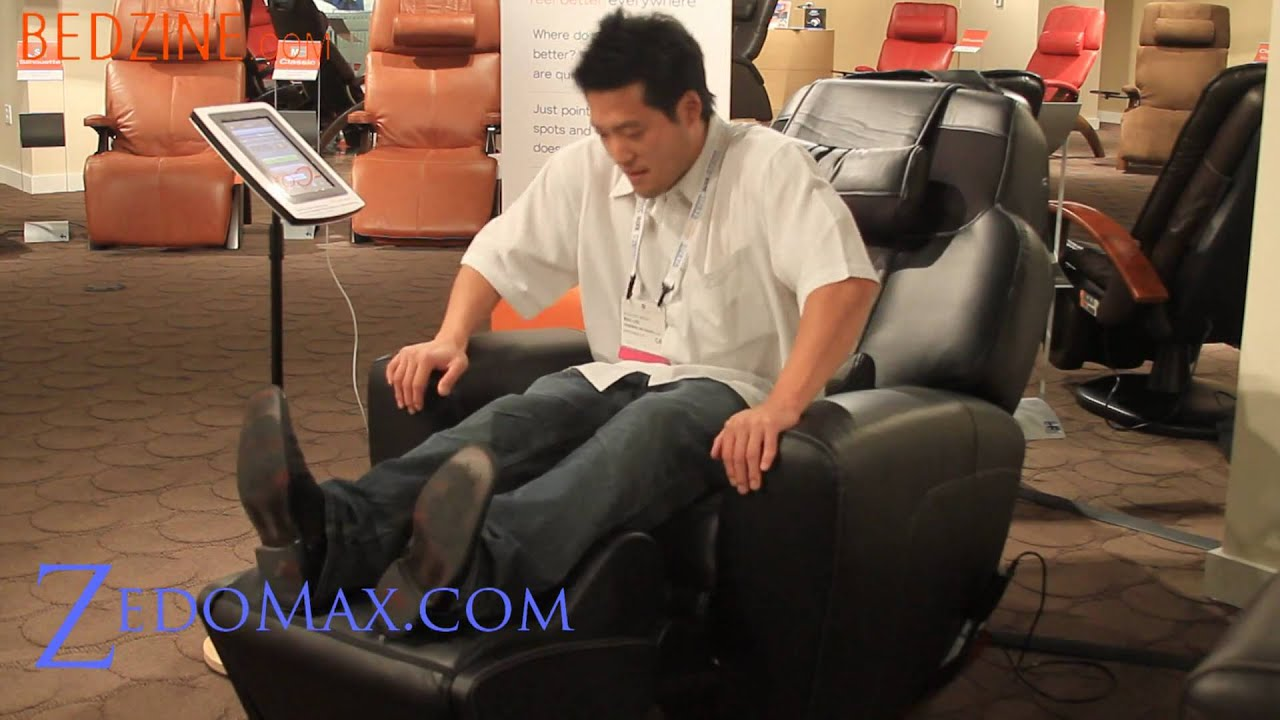 Human Touch AcuTouch 9500 Best Massage Chair Review