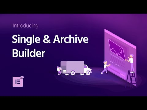 c88d4f9f9 Single & Archive builder lets you design WordPress single posts and archive  templates just like you always imagined. Design your blog without code!