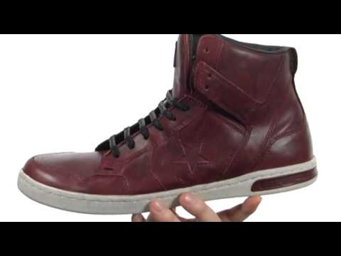 8ea9406f81ae52 Converse by John Varvatos Weapon Mid SKU  8189425 - YouTube