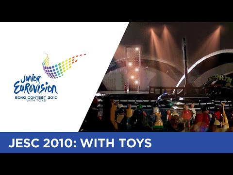 Junior Eurovision Song Contest 2010 - With Toys