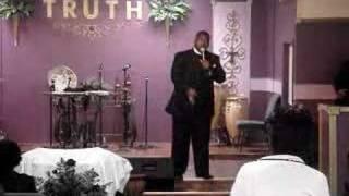 Pastor/Prophet Andre Williams 4-Rivers Pt. 2