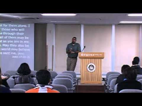 2012-02-12 - Learning How to Fight Well - Rev. Gregory Brown