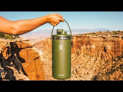 The 128 oz. Oasis by Hydro Flask [Review]
