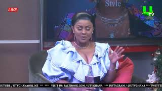 United Showbiz with Empress Nana Ama McBrown - Part 2 (09/01/2021)
