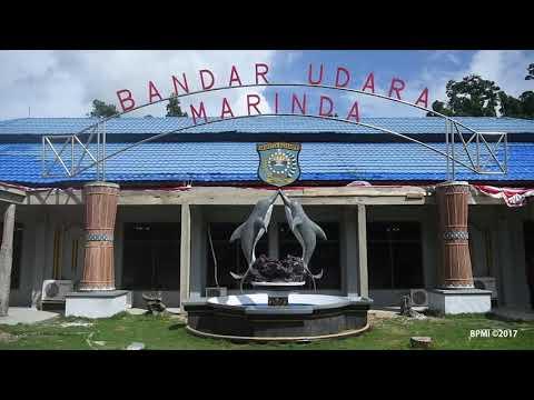 Peninjauan Pembangunan Bandar Udara Marinda