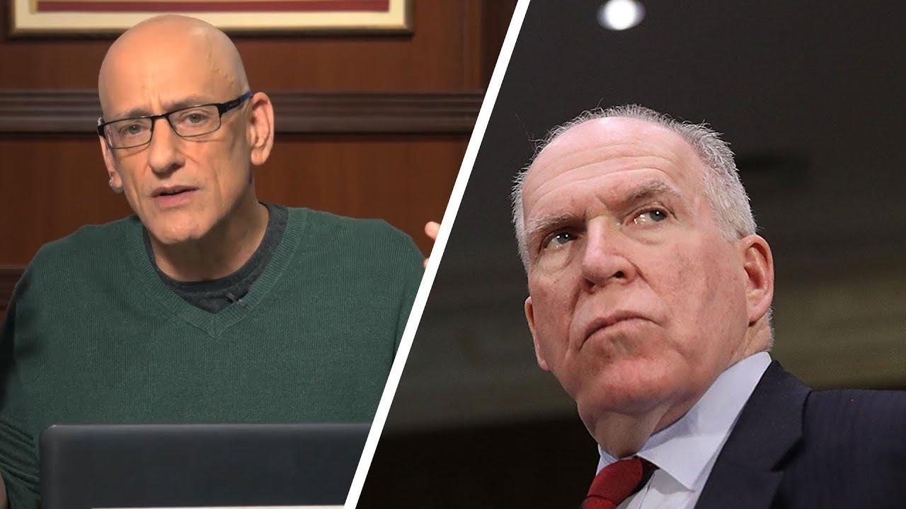 Trump Trolls Brennan Into Hissy Fit