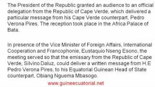 cap verde and equatorial guinea