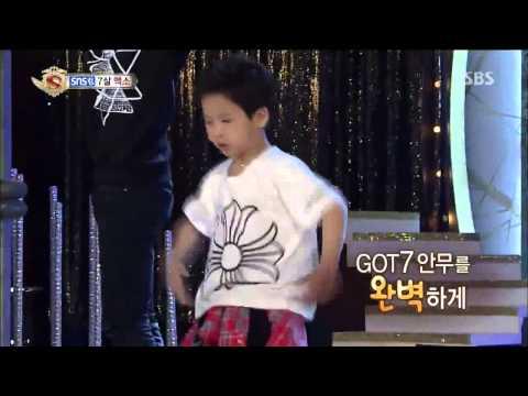 dance GGG- got7 starking HD