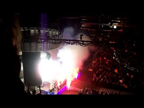 WWE Survivor Series 2008 Opening Video and Pyro
