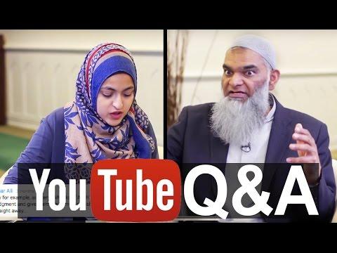 YOUTUBE Q&A: Gf/bf Haram? Why 100 Lashes? Atheism? Still A Muslim? Music?   Dr. Shabir Ally