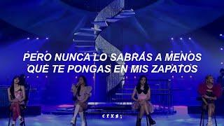 BLACKPINK - Love To Hate Me + You Never Know [THE SHOW] (Traducida al Español)