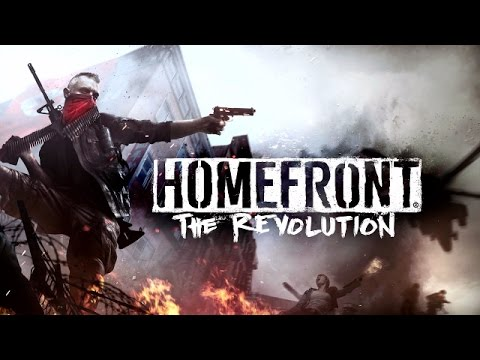 Homefront The Revolution W/ Friends!
