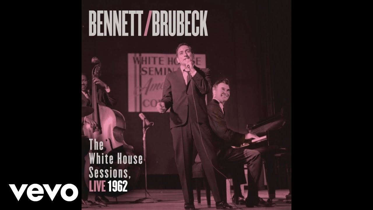 Tony Bennett - Make Someone Happy (Live In Washington - Audio)