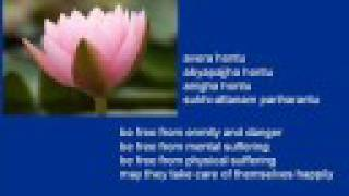 Imee Ooi - The Chant of metta ( Lyrics: Pali & Eng)