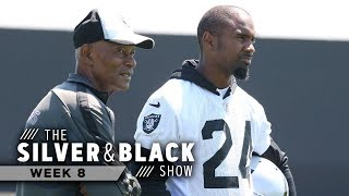 Raiders Mourn the Loss of Willie Brown & Look Ahead to Houston   Raiders